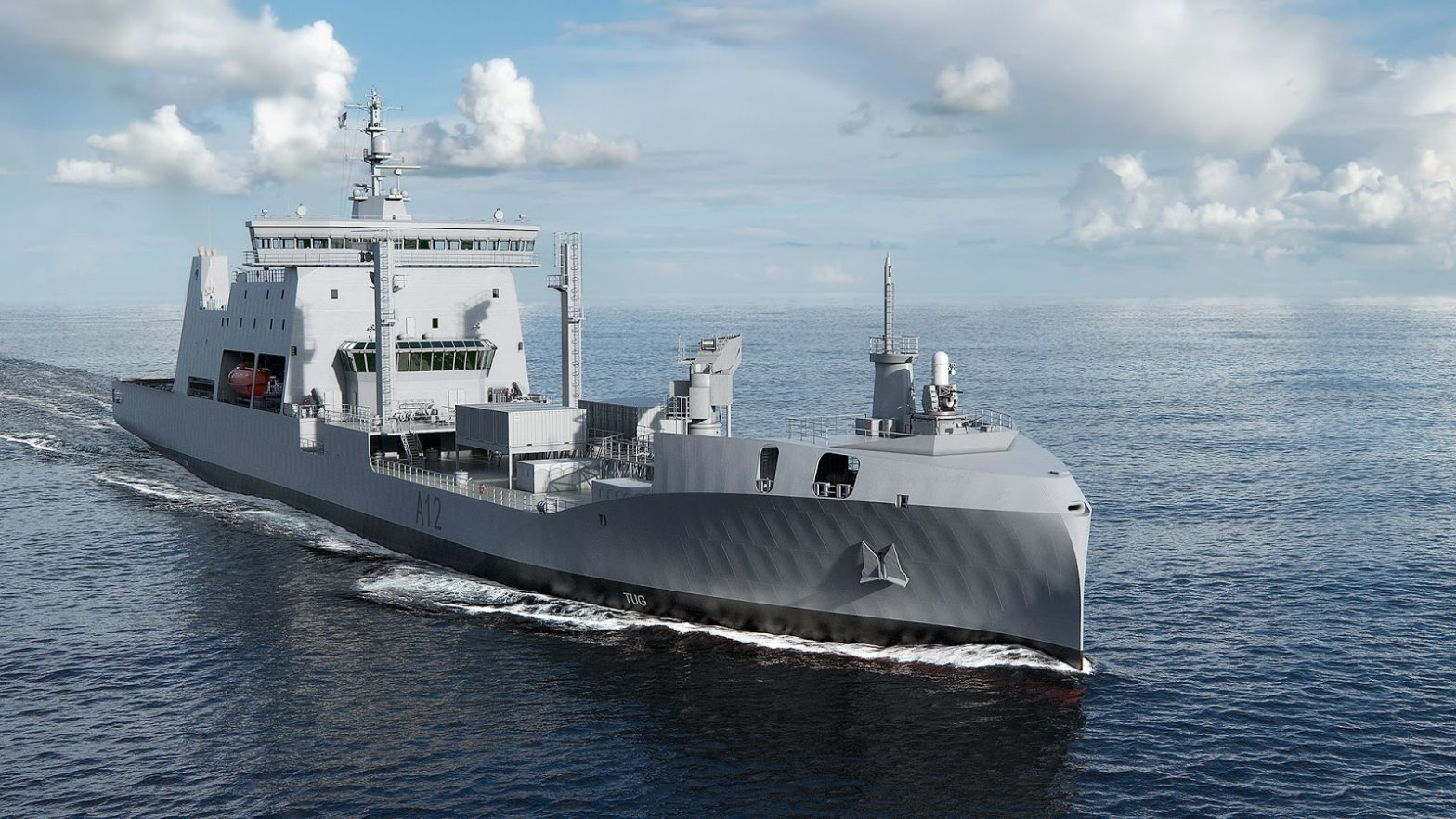 Royal New Zealand Navy names its largest vessel HMNZS Aotearoa