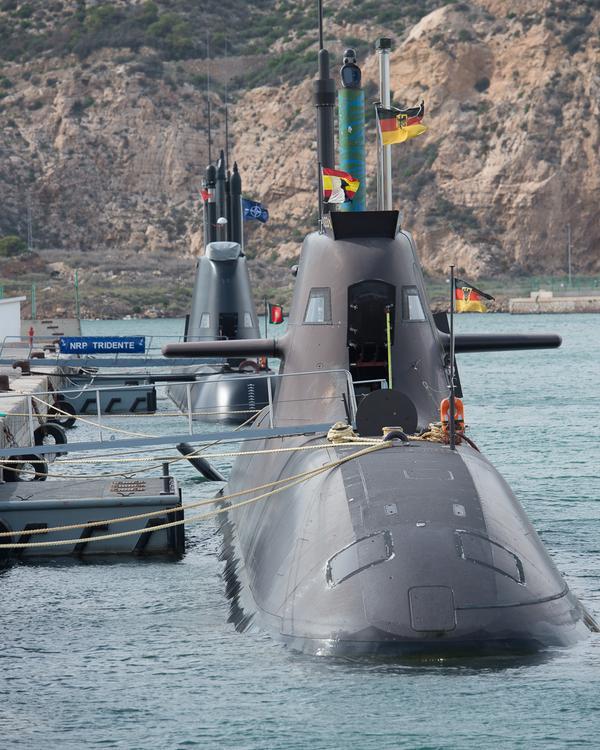 Turkish & German firms eye Indonesian submarine contract