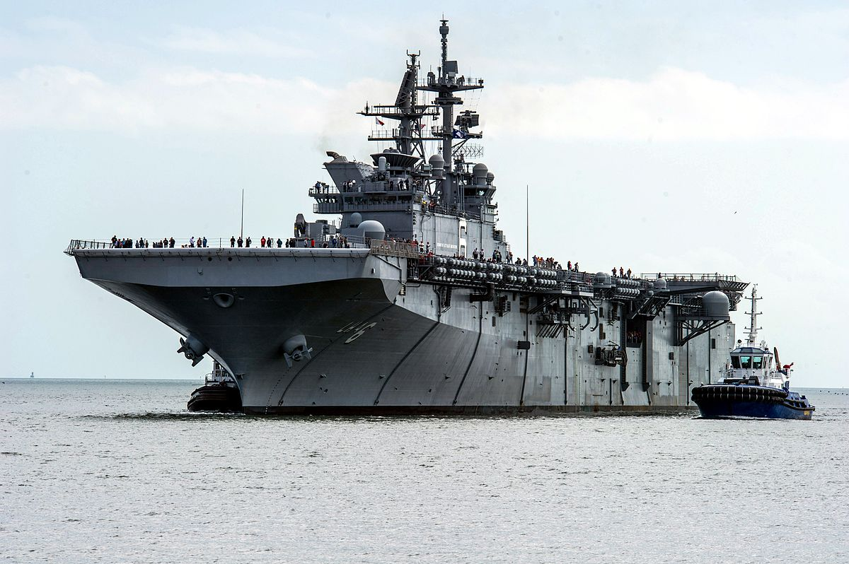 US Navy awarded $3 billion contract to Huntington Ingalls Industries