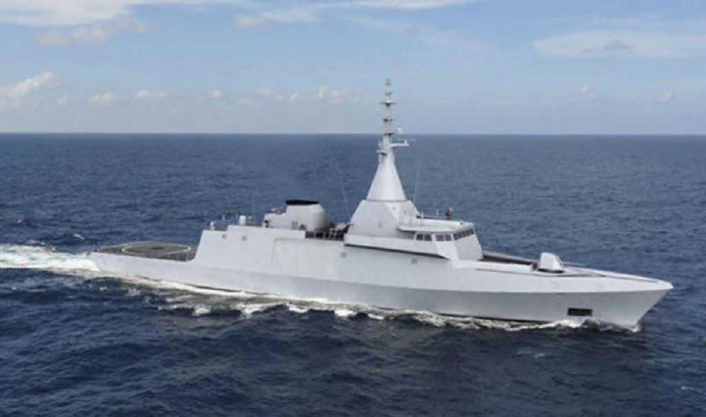 UAE ordered 2 Gowind Class Corvette from Naval Group of France