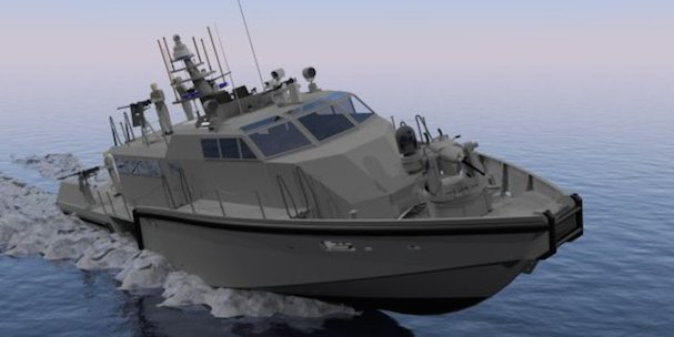 Gravois Aluminum Boats LLC(Metalshark) has been awarded a contract to design and build 50 patrol boats for US Navy