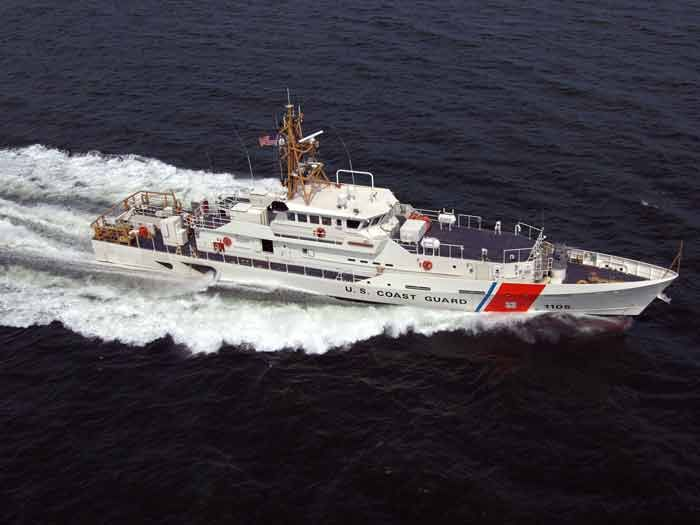 Bollinger Shipyards delivers the 26th Fast Response Cutter to US Coast Guard