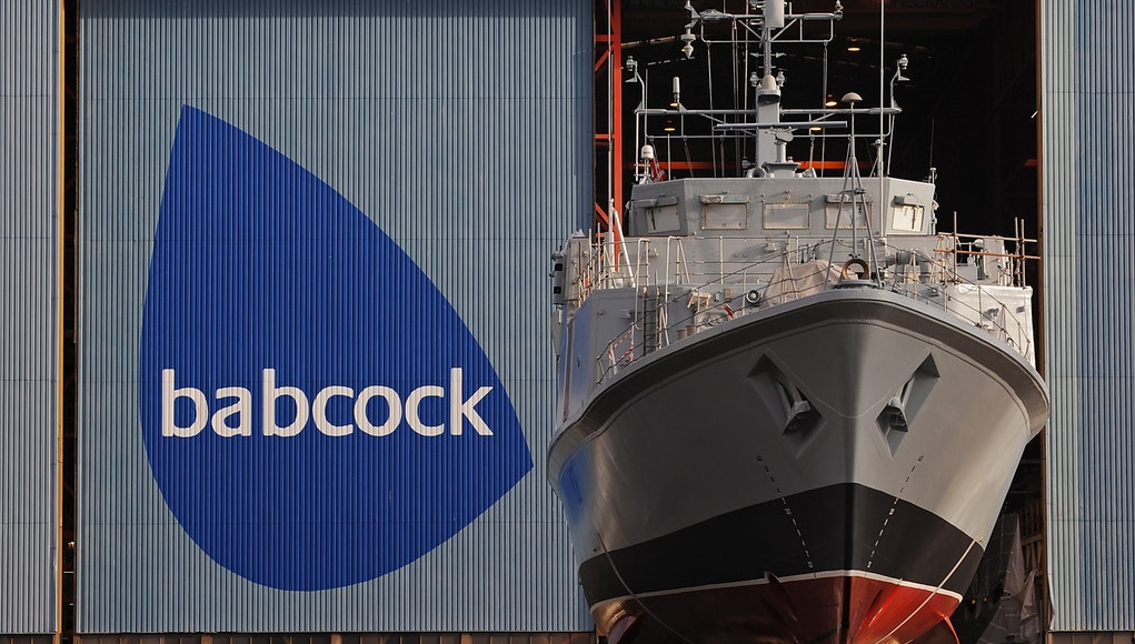 Babcock to open a new base in South Korea to support submarine program