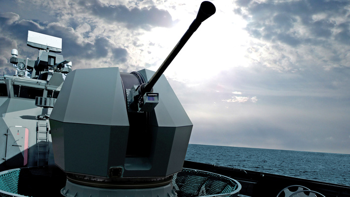 BAE Systems awarded 40 Mk4 Naval Gun contract for Finland