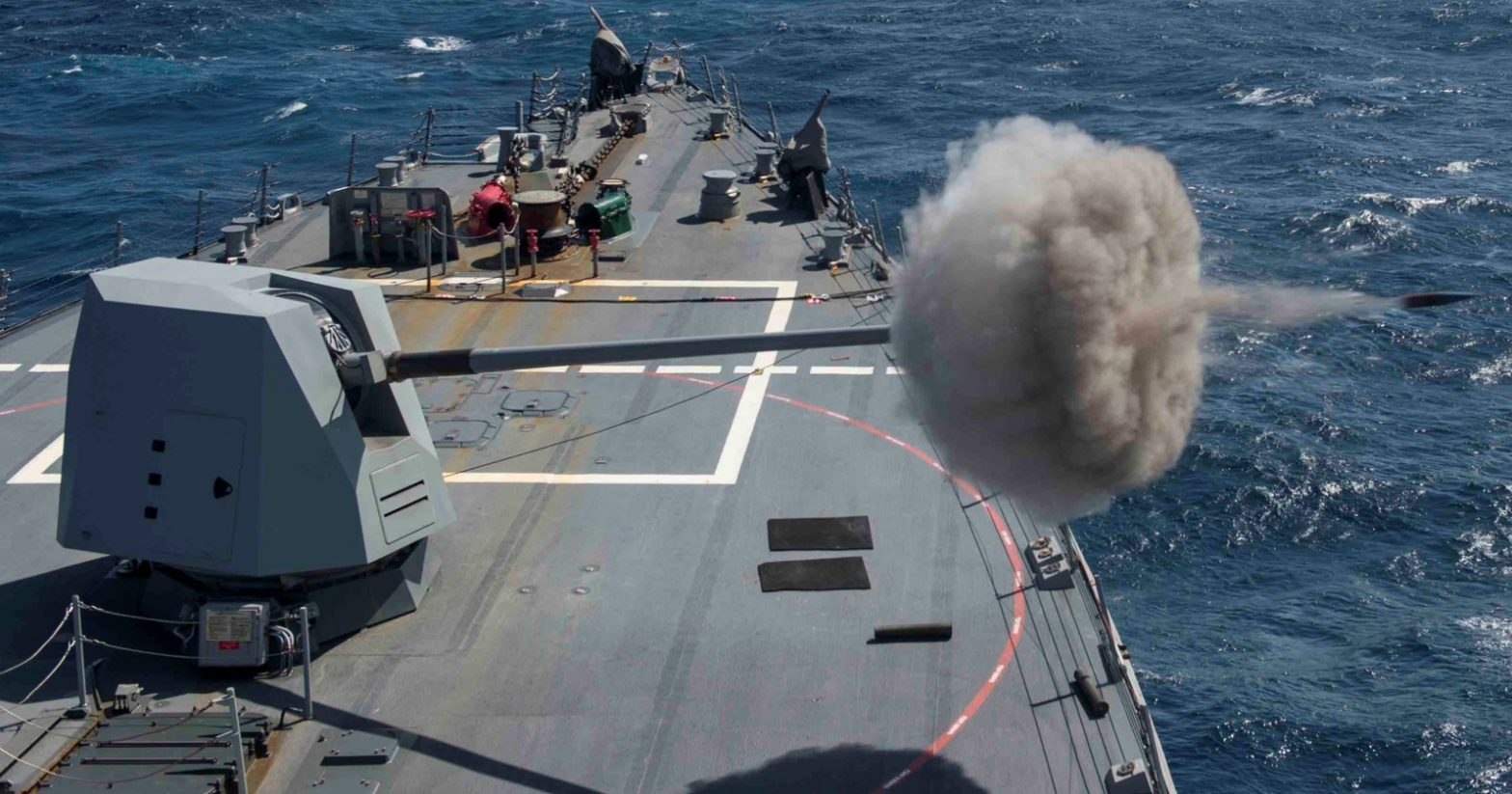 BAE Systems to provide U.S. Navy with modernized Mk 45 guns