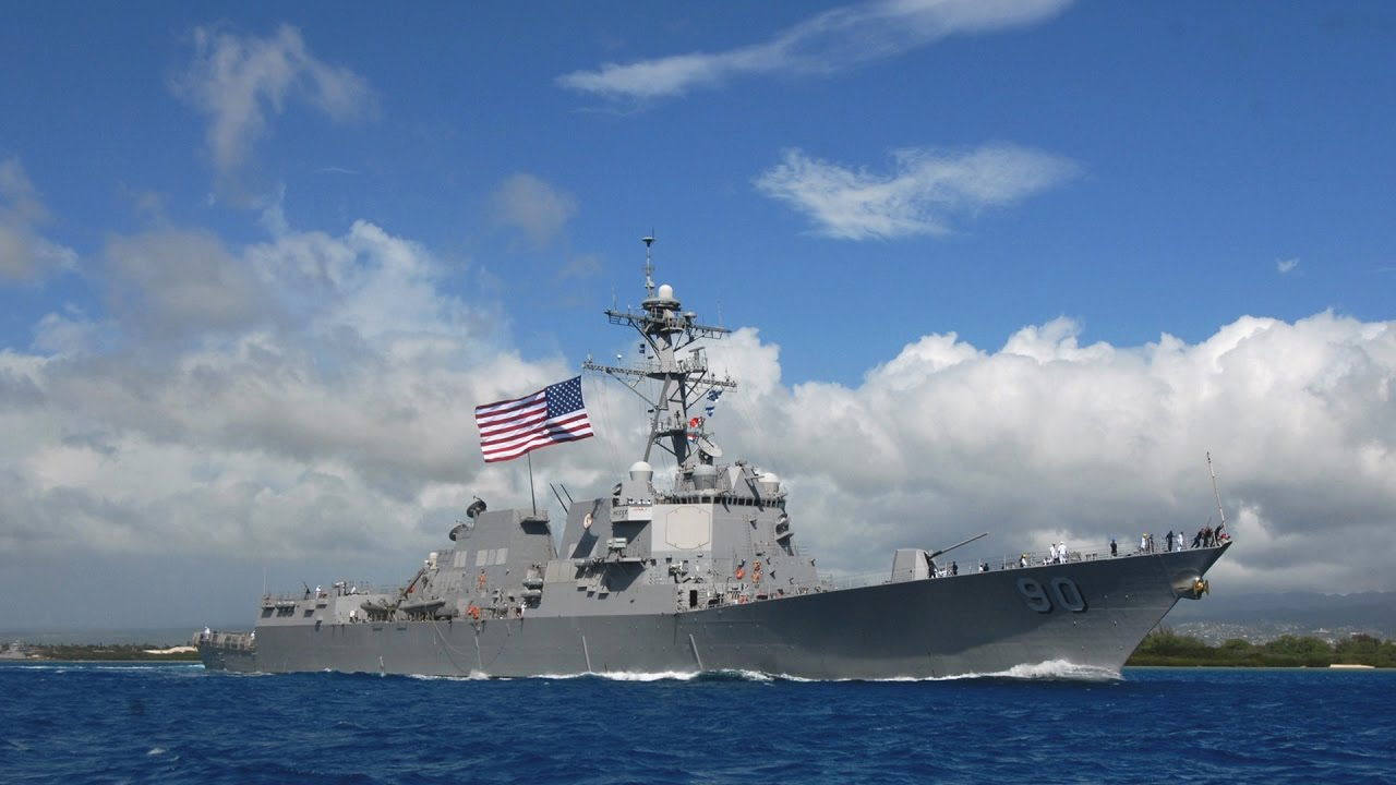 BAE Systems awarded $22.7 million repair contract for USS Chafee