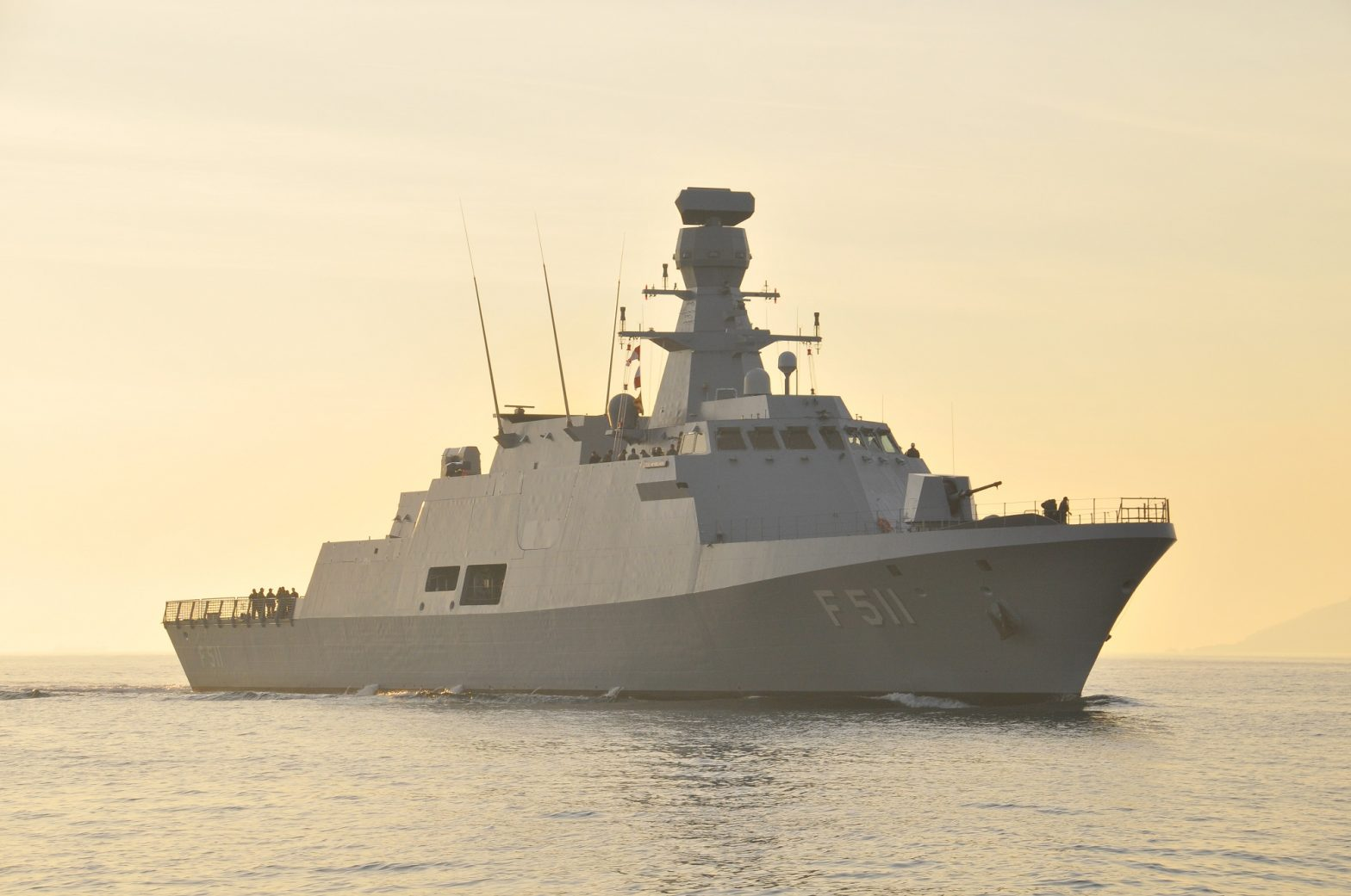 Pakistan is near to get MILGEM Corvette from Turkey