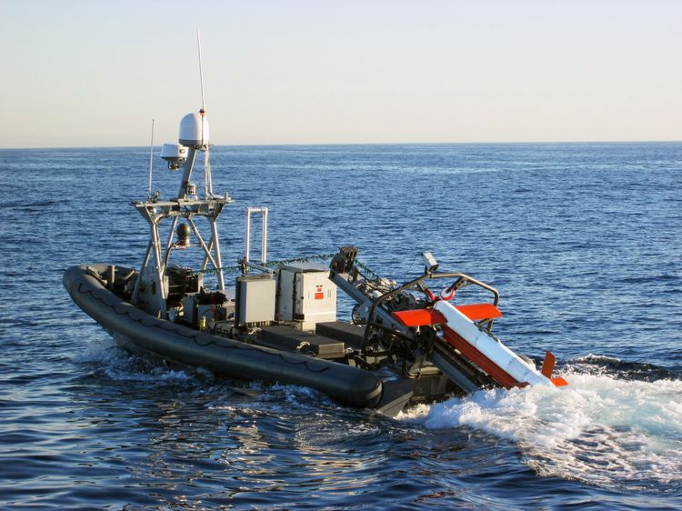 Northrop Grumman to demonstrate AQS-24B mine hunting system at 2018 Undersea Defence & Security Conference